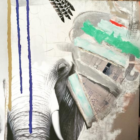 Stocktake by Irene Hoff