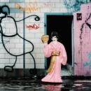 Pink Geisha. Toy Stories