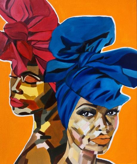 Sistahood 2 by Mikela Henry-Lowe