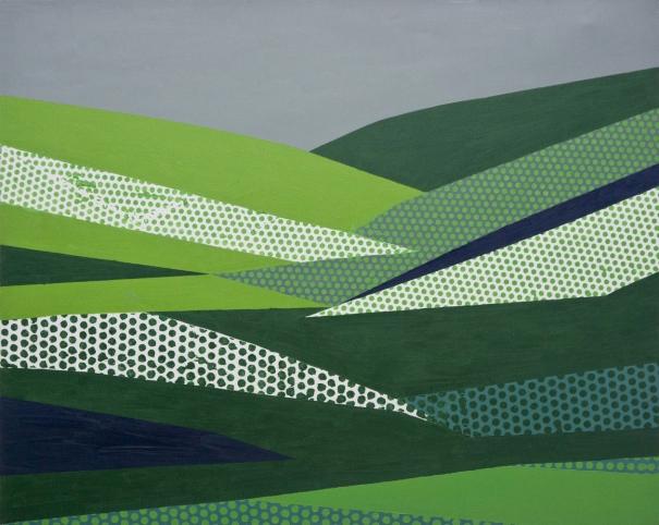 Raster Landscape 1 by Branislav Nikolic