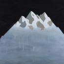 Mountain on Black