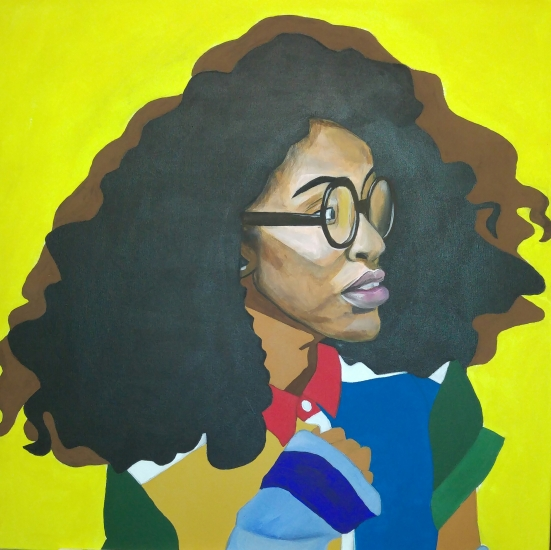FRO by Mikela Henry-Lowe