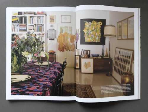 World of Interiors - editorial feature