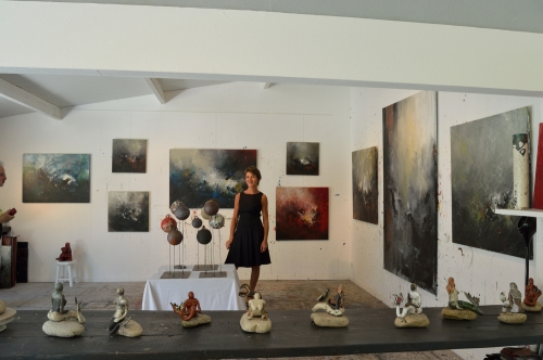 Exhibition at the workshop!