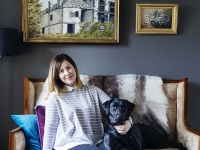 At Home with Jenny Kakoudakis