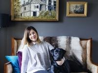 At Home with Jenny Kakoudakis