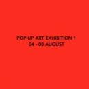 Pop-Up Art Exhibition 1