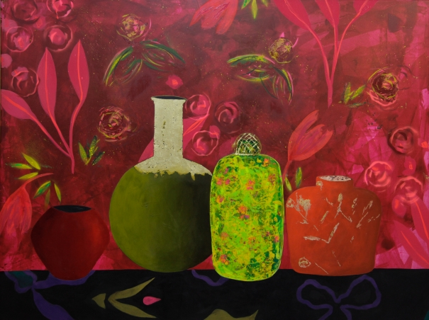 Chinoiserie by Dawn Beckles