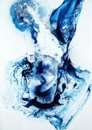 Shine Through Blue Series I