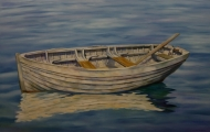 THE WHITE BOAT