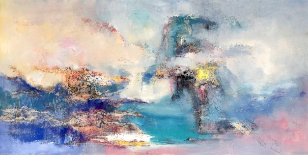 Landscape abstract 311 by Jinsheng You
