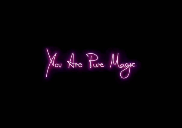 You Are Pure Magic  by Lauren Baker