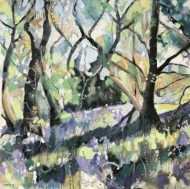 The Bluebell Wood I
