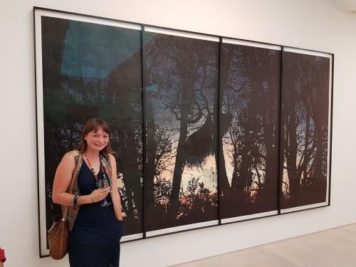 Emma Stibbon: 'Volcano' at Alan Cristea Gallery London