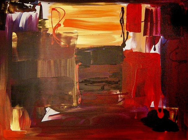 Abstract/ Fascination by Paresh Nrshinga