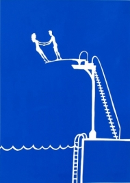 Diving Board Picture