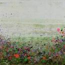 Bee Balm Field