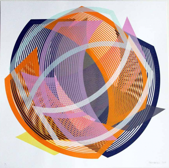 Spin #8 by Kate Banazi