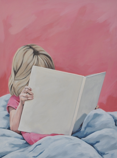 Little Reader by Julia Blackshaw