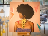 Rise Art Raises Funds for the National Youth Arts Trust