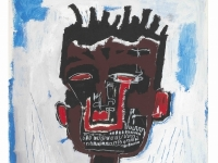 BOOM! Basquiat at the Barbican