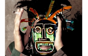 BOOM! Inspired by Basquiat