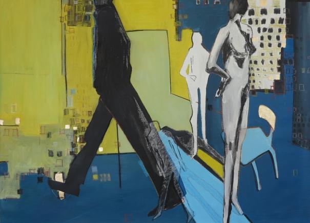 Shadow Dancing by Michaela Rinaldi