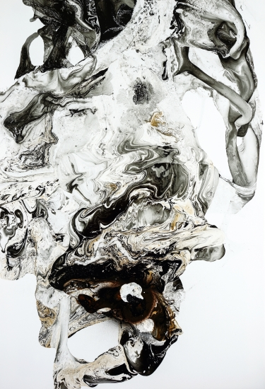 Unfolded Transparencies by Fintan Whelan