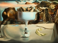 Indulging in Duchamp and Dali