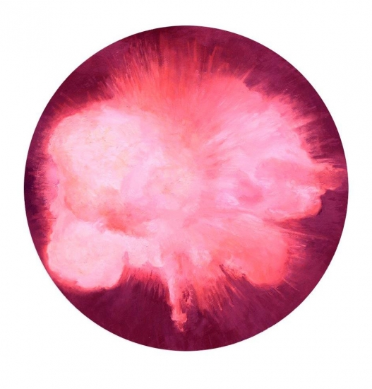 Wild Spirit, which art moving everywhere; Destroyer and Preserver; hear, O hear!  Jouissance Rose Pink by Jouissance Furr