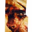 Minotaur as an Old Bull