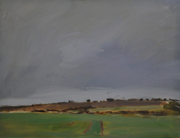 Norfolk near Hindringham by Richard Colson