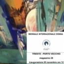 Biennale Internazionale Donna