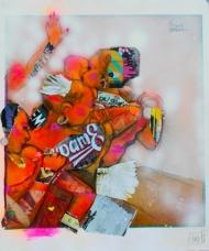 Degas Dancers Re-Drawn (Vandalised Masters)