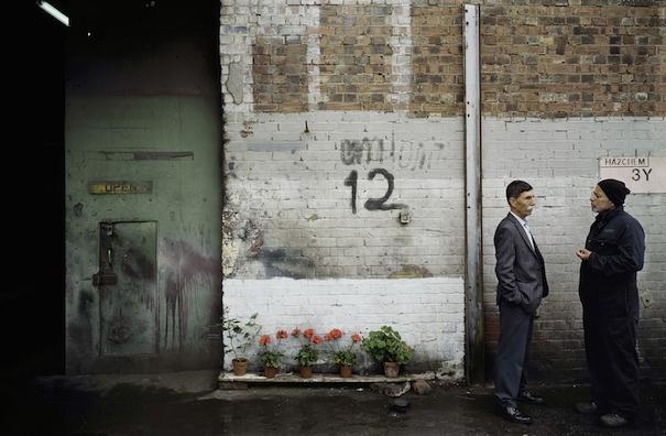 Film Stills by Mitra Tabrizian