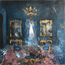 Governor's Mansions - Blue Room, from the Colonial Suites series