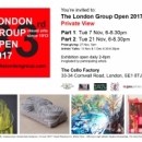 The London Group Open 2017