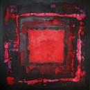 Red Square/ geometric art