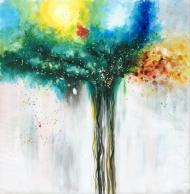 Tree abstract 329