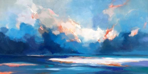Cloudy sky 135 by Jinsheng You