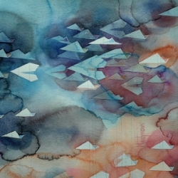 Yuliya Martynova's Watercolour World