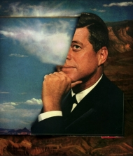 Untitled (John F. Kennedy)
