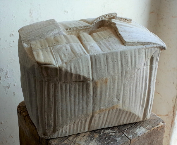 Stuffed Box by Tom Waugh