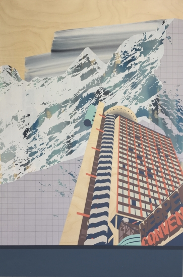 Dreams of Rooftop Pools at Sonar by Emily Moore