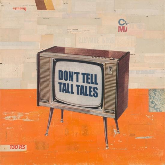 Tall Tales by Kareem Rizk