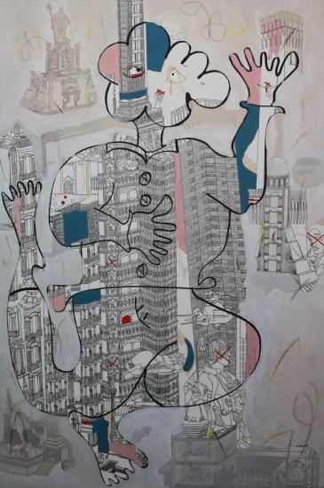 Nuvola Ameriqua by Francesco Polazzi