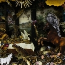 Oliu heimur - Taste It - 1618 Flemish Masters - Diorama