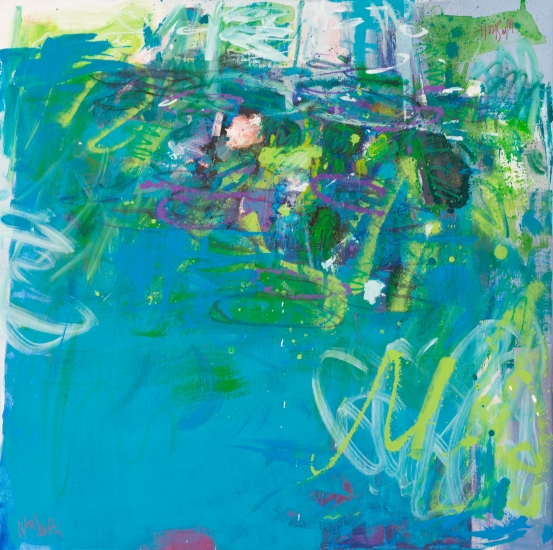 Monet Monet Monet n°42 by Wayne Sleeth