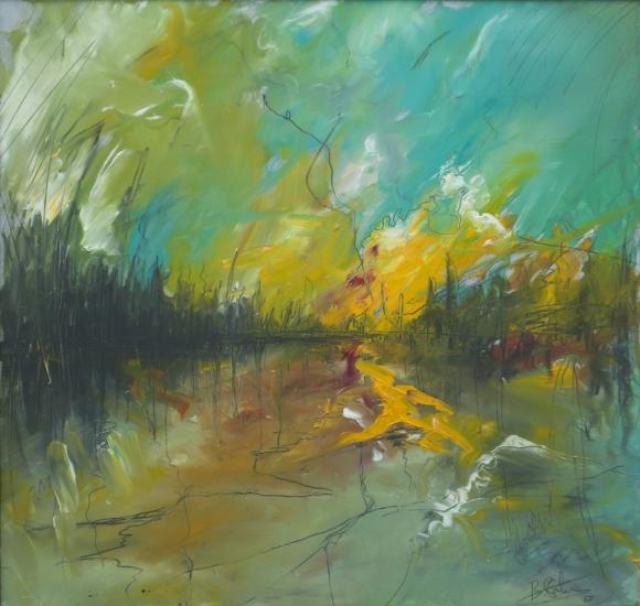 Burnham Memory by Brian korteling
