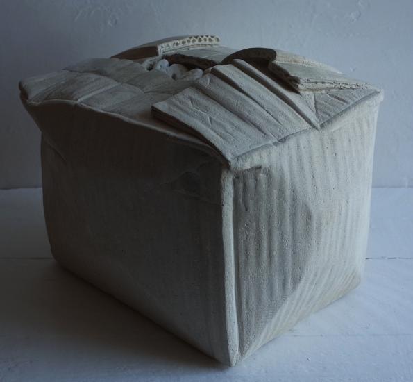 Stuffed Box (series 1) by Tom Waugh